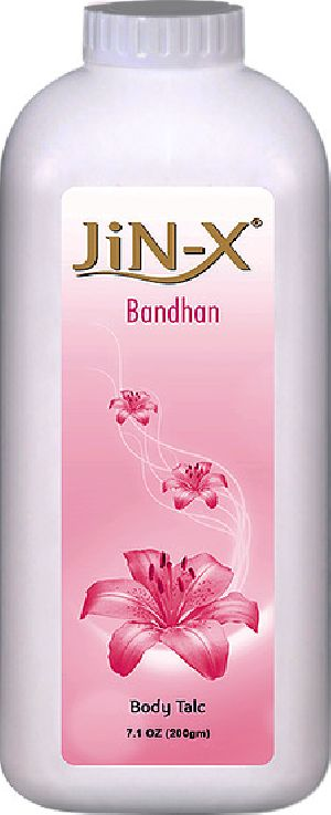 JiN-X Bandhan Body Talc 200gm