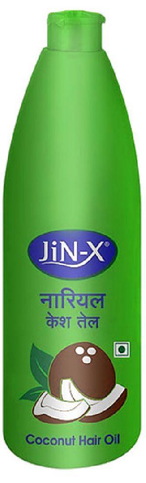 JiN-X Coconut Hair Oil (Green) 500ml