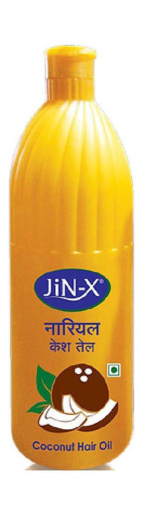 JiN-X Coconut Hair Oil (Yellow) 500ml