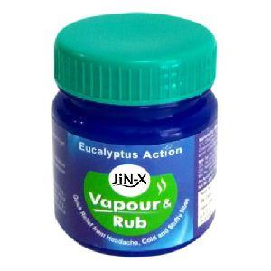 JIN-X Vapour & Rub