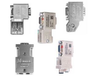 Metallic Body Profibus Connector