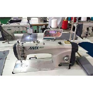 Automatic Single Needle Sewing Machine