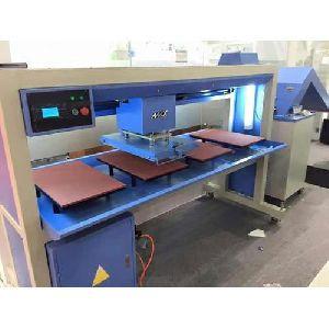 Hot Press Fusing Sewing Machine