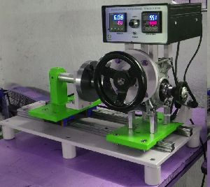 Manual Torsion Spring Testing Machine