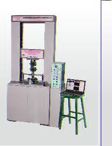 Servo Hydraulic Computerised Universal Testing Machine