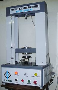 STM-300-C Computerized Spring Testing Machine