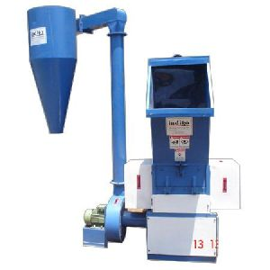 Cyclone Blower Grinding Machine