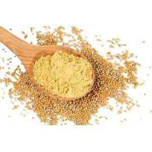 Yellow Mustard Seed Powder