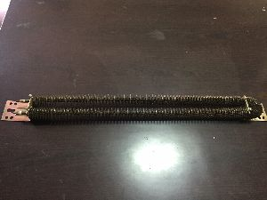 Finned Air Heating Elements