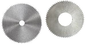 HSS Slitting Saw Blades