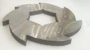 Rubber Tyre Shredder Knives
