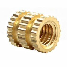 Brass Knurling Mould Insert