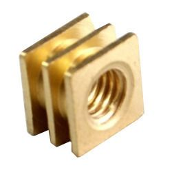 Brass Mixer Coupler Moulding Insert