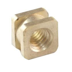 Brass Square Mixer Coupler Insert