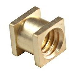 Brass Square Moulding Insert