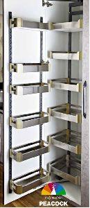 PFS-101 6 Layer Satin Pantry Unit