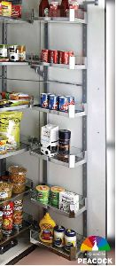 PFS-104 6 Layer Glass Pantry Unit