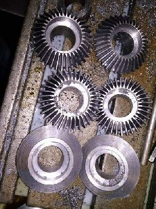 Custom Bevel Gears