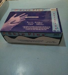 Non Sterile Latex Surgical Gloves