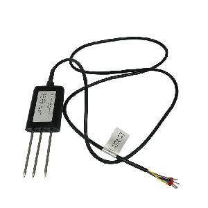 Soil Moisture and Temperature Sensor