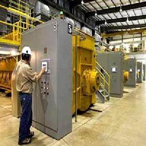 Power Plant Repairing Services