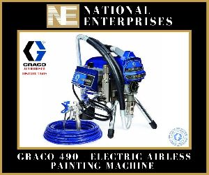 Graco 490 Electric Airless Painting Machine