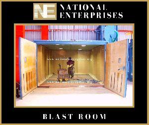 Blast Room System
