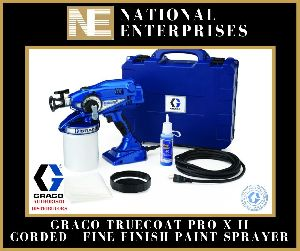 Graco Truecoat Pro X II Corded Fine Finish Paint Sprayer
