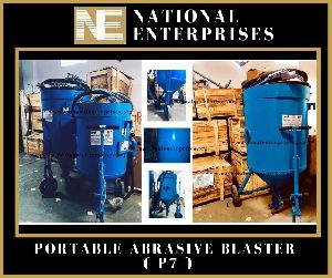 Portable Abrasive Sand Blasting Machine