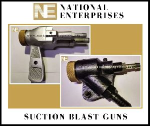 Suction Blast Gun