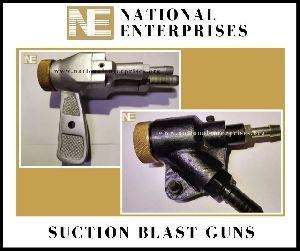 Suction Blast Gun