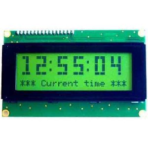 LCD Character Display Module