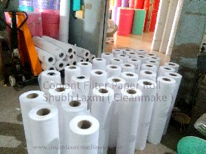 Needle Punch Coolant Filter Paper Roll