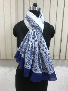 Ladies Cotton Scarves
