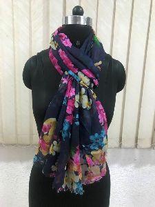 Ladies Digital Printed Scarves