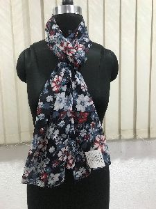 Ladies Printed Scarves