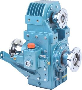 FM Series Split Shaft PTO Pump