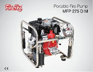 MFP-275-DM Portable Fire Pump