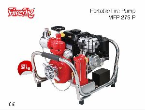 MFP-275-P Portable Fire Pump
