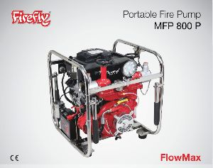 MFP-800-P Portable Fire Pump