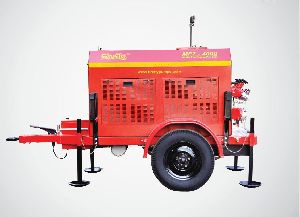 MFT-4000-D Trailer Mounted Fire Pump