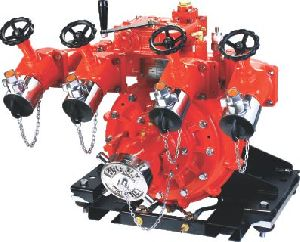 Truck Mounted Fire Pump