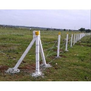 Cement Fencing Pole