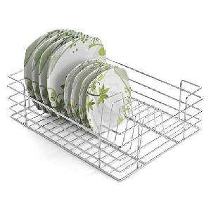 Stainless Steel Kitchen Thali Basket