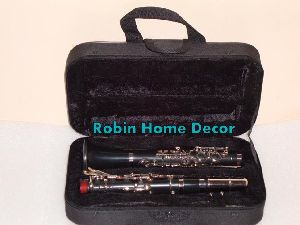 Brass BB Clarinet