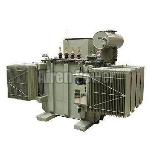 MS Three Phase Power Transformer