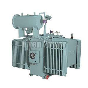 Three Phase Power Distribution Transformer