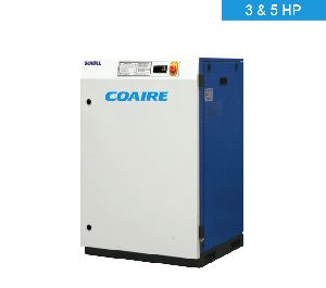 """S"" series Scroll air compressors"