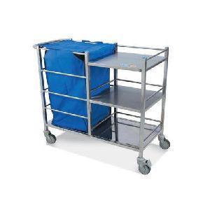 Hospital Linen Trolley