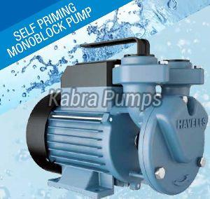 HS-Series Self Priming Monoblock Pump
